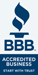 IMAGE: Better Business Bureau Accreditation Badge